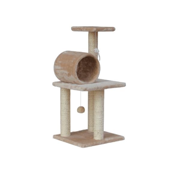 BINGO Cat Tree Scratching Post – 3 Tiers