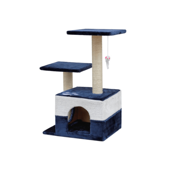 BINGO Cat Tree 70cm 3 Levels