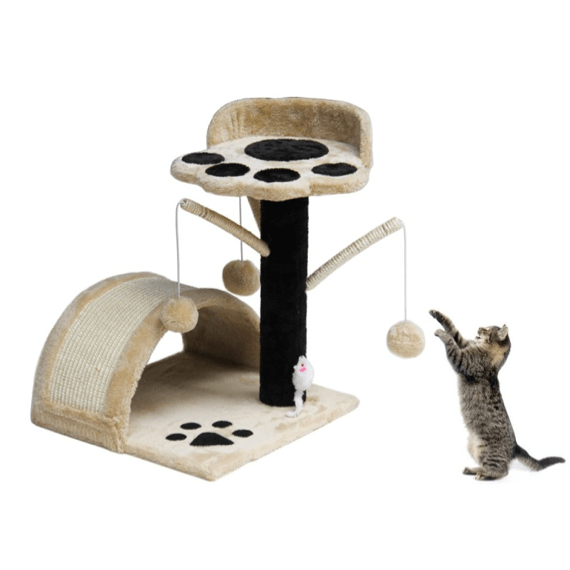 BINGO Cat Tree Scratching Post 49cm