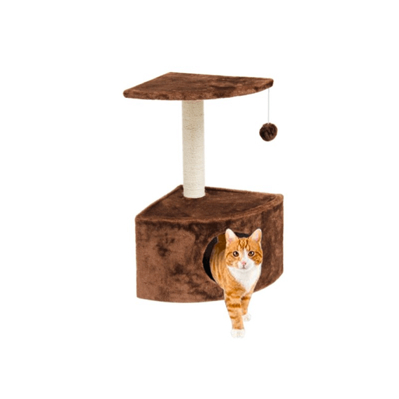BINGO Cat Tree 60cm 2 Levels