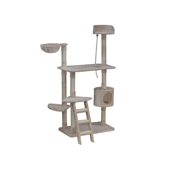 BINGO Cat Tree House 158CM 6 Levels
