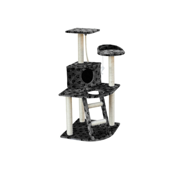 BINGO Cat Tree House 120cm 5 Levels
